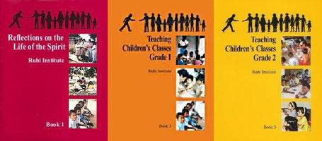 Bahai Ruhi Books