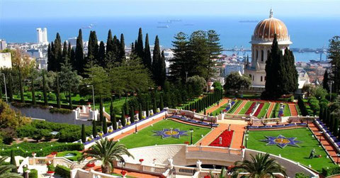 Shrine of the Bab, Haifa